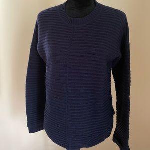 Authentic Max Studio Navy Blue Sweater